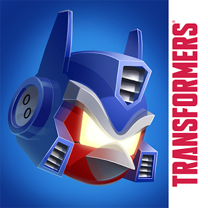 Логотип angry-birds-transformers