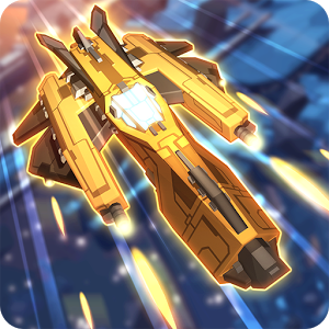 hyper-force-space-shooter