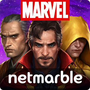 Логотип marvel-future-fight